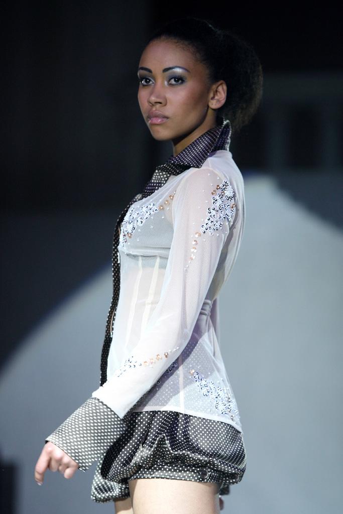 Modna revija, Hotel Kempinski 2010